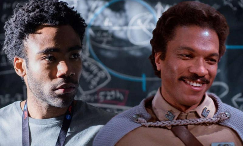 glover-lando-gr Todas las noticias sobre Rogue One y los spin-off de Star Wars