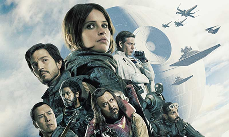 nuevoposter-rogueone-gr Todas las noticias sobre Rogue One y los spin-off de Star Wars