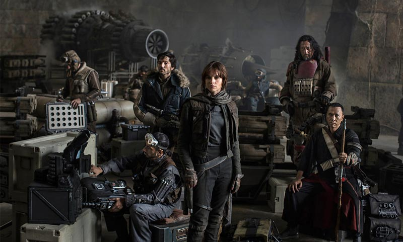 roguecast-gr Todas las noticias sobre Rogue One y los spin-off de Star Wars