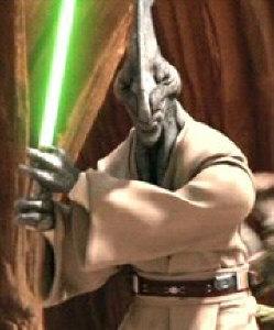 El Jedi Coleman Trebor