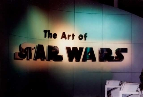 """The art of Star Wars"" en el Barbican Centre"