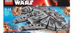 aanoticias.halcon-milenario-legonsp-236 Portal en español sobre la saga Star Wars La Guerra de las Galaxias. Eventos, analisis de la saga, y todas las noticias del fandom, los spin-off y las secuelas.